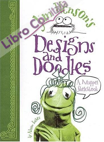 Jim Henson's Designs and Doodles