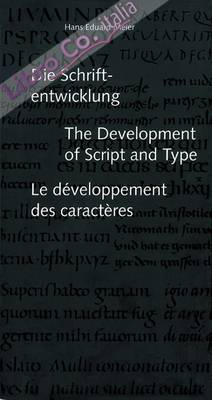 Development of Script and Type. 2ND.