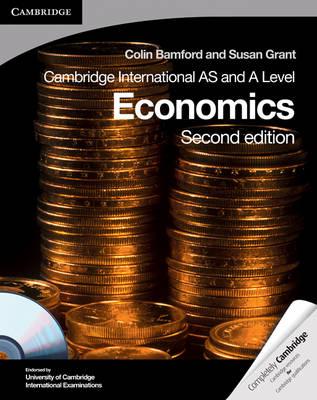 Cambridge International AS Level and A Level Economics Cours