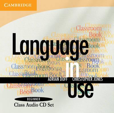 Language in Use Beginner Class Audio CDs (2)