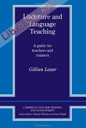 Literature and Language Teaching.