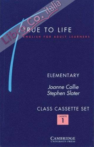 True to Life Elementary Class Audio Cassette Set (3 Cassette