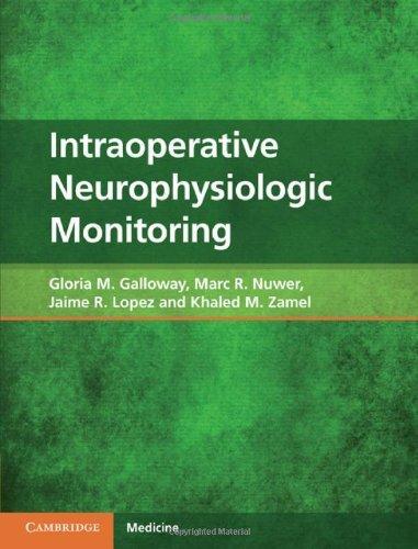 Intraoperative Neurophysiologic Monitoring.