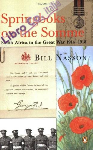 Springboks on the Somme.