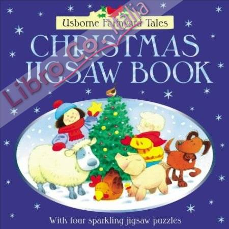 Farmyard Tales Christmas Jigsaw Book.