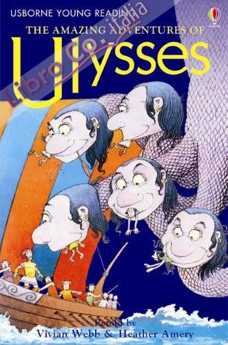 Amazing Adventures of Ulysses.
