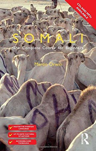 Colloquial Somali.
