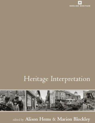 Heritage Interpretation.