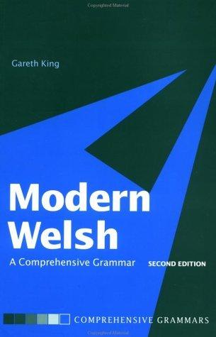 Modern Welsh.