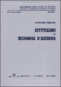 Istituzioni di economia d'azienda
