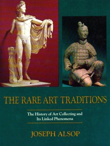 Rare Art Traditions.