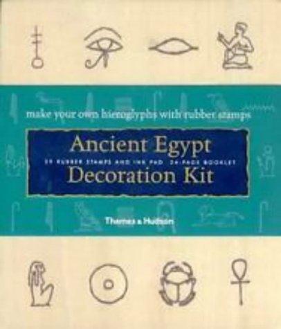 Ancient Egypt Decoration Kit