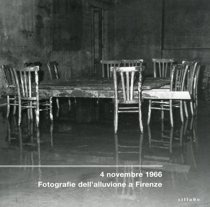 4 Novembre 1966. Fotografie dell'Alluvione a Firenze