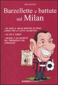 Barzellette e battute sul Milan