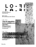 LO-FI architecture