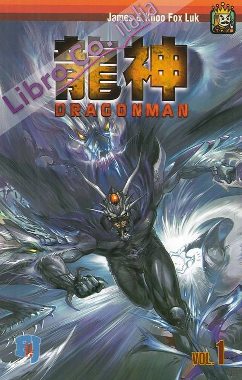 Dragonman. Vol. 1