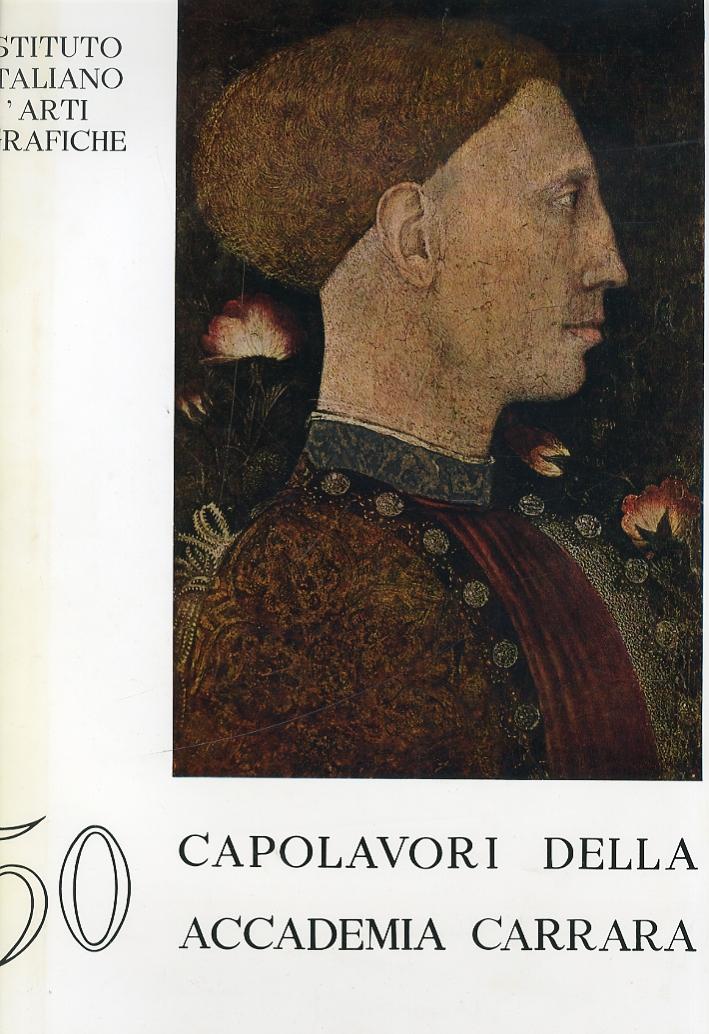50 capolavori della Accademia Carrara