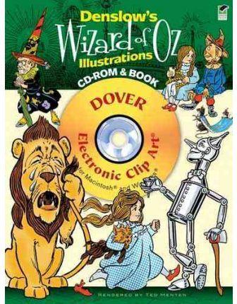 Denslow's Wizard of Oz Illustrations.