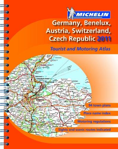 Atlas Germany, Benelux, Austria, Switzerland, Czech Republic.
