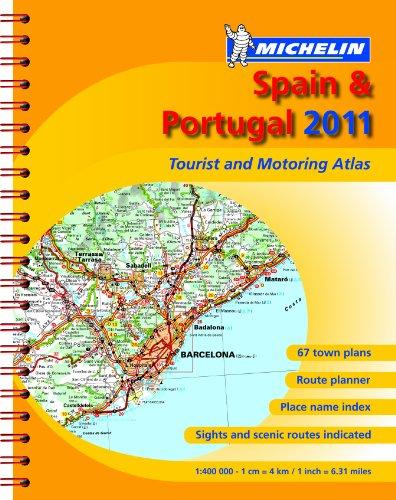 Spain & Portugal 2011 Atlas