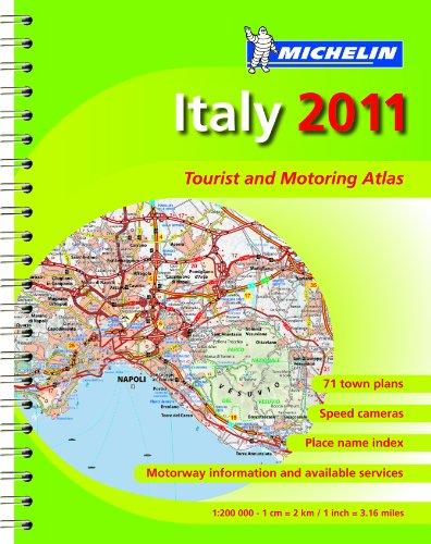 Italy 2011 Atlas.
