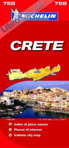 Crete National Map