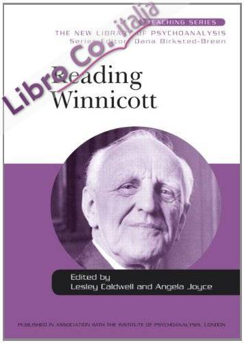 Reading Winnicott.