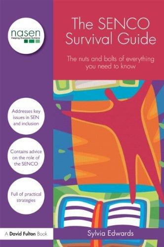 SENCO Survival Guide.