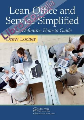Lean Office and Service Simplified.