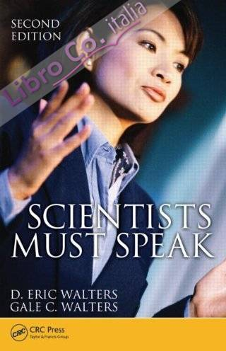 Scientists Must Speak.