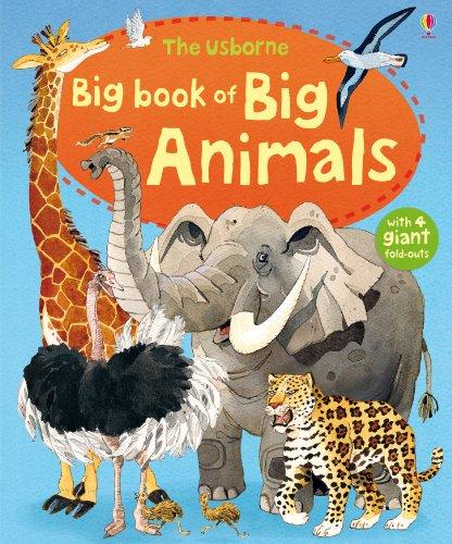 Big Book of Big Animals.