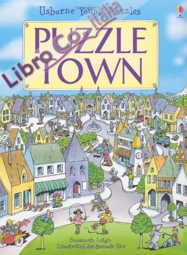 Puzzle Town.