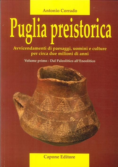 Puglia Preistorica. Avvicendamenti di Paesaggi, Uomini e Culture per Circa Due Milioni di Anni. Vol. 1: dal Paleolitico all'Eneolitico