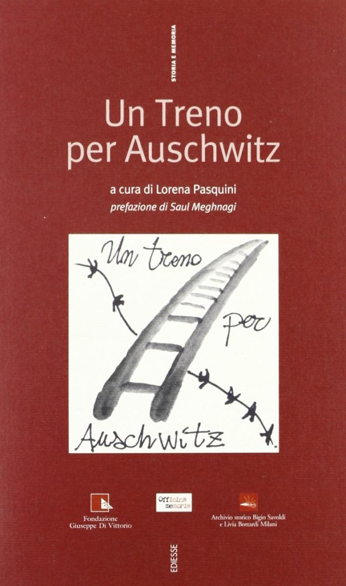 Un treno per Auschwitz