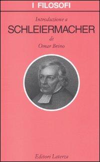 Introduzione a Schleiermacher