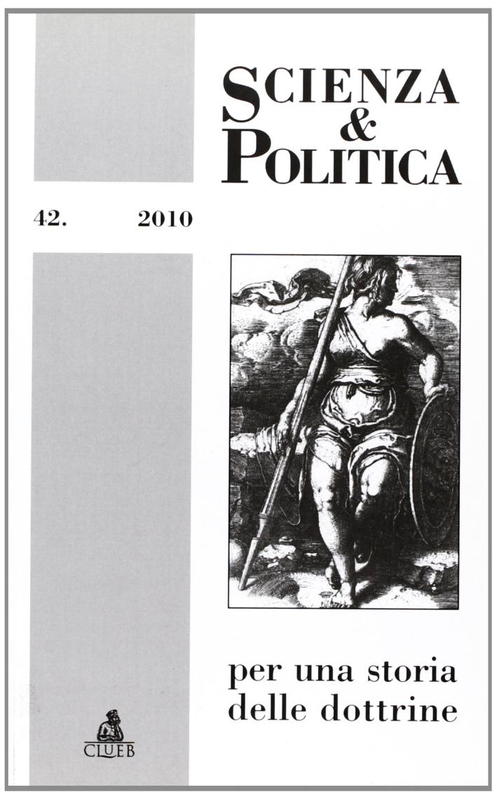 Scienza & politica. Per una storia delle dottrine. Vol. 42