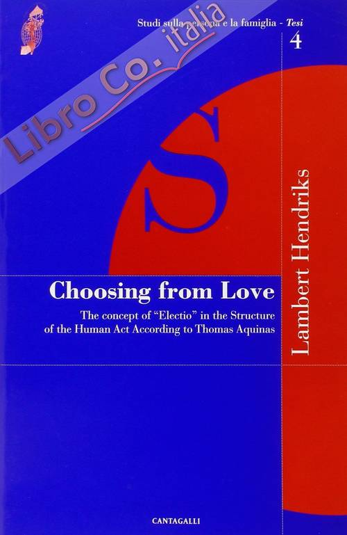 Choosing from love. The concept of