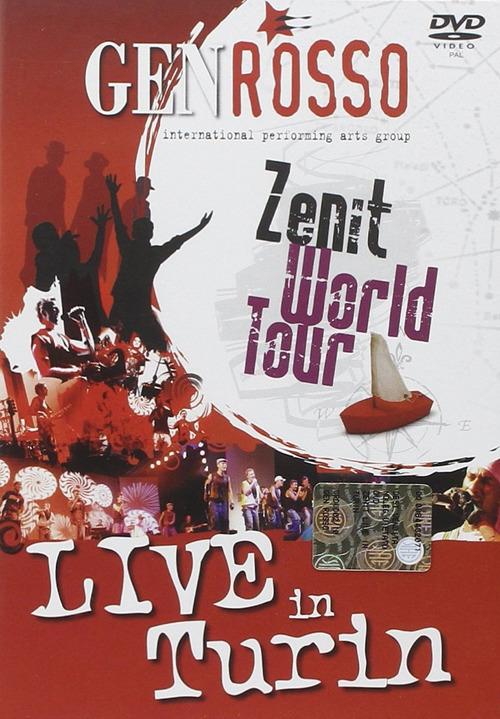 Zenit World tour. DVD