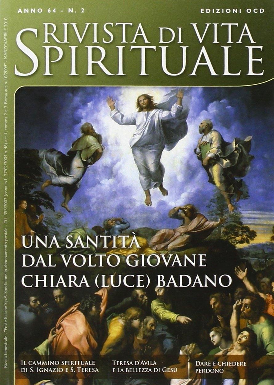Rivista di vita spirituale (2010). Vol. 2