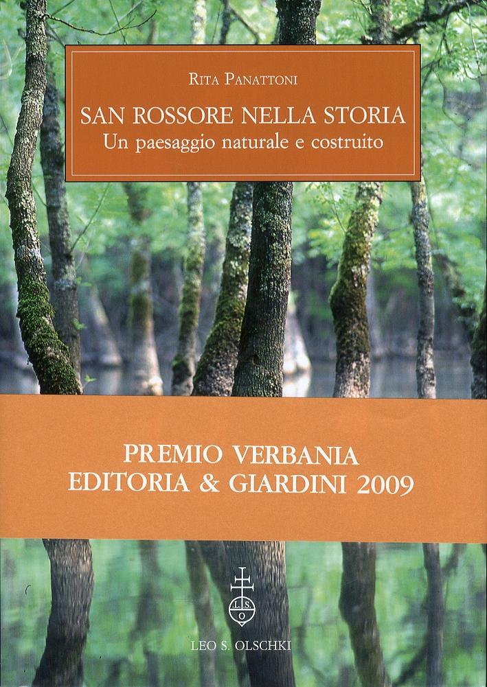 San Rossore nella storia. Un paesaggio naturale e costruito