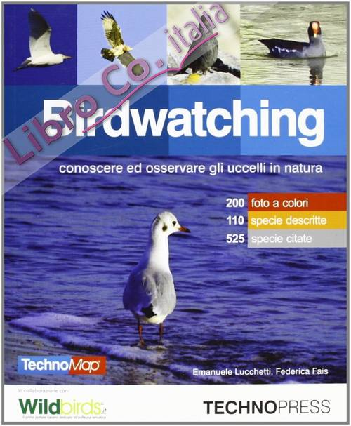 Birdwatching. Con carta dei parchi
