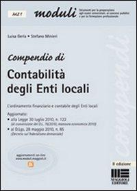Compendio di contabilità degli enti locali