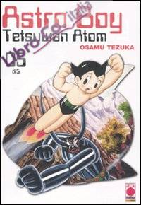 Astro Boy. Tetsuwan Atom. Vol. 5