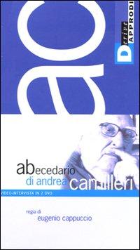 Abecedario di Andrea Camilleri. DVD. Con libro