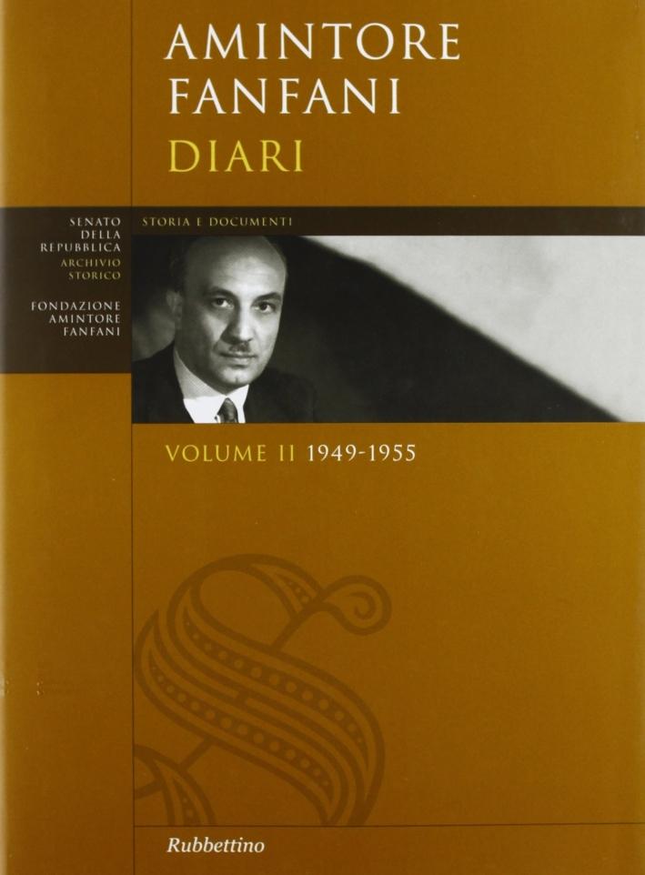 Diari. Vol. 2: 1949-1955