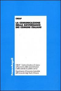La comunicazione nella governance dei comuni italiani