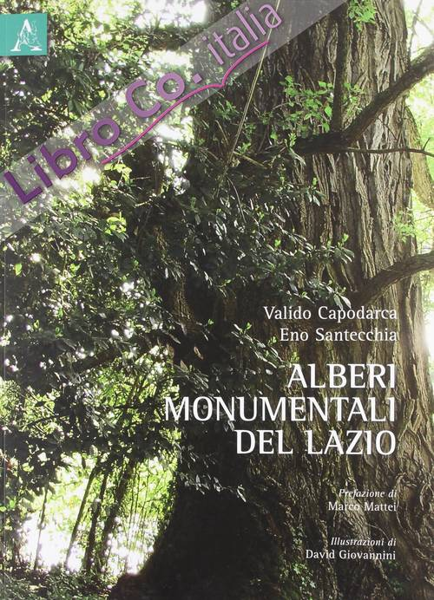 Alberi monumentali del Lazio. Ediz. illustrata