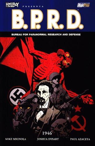 1946. Hellboy presenta B.P.R.D.. Vol. 9