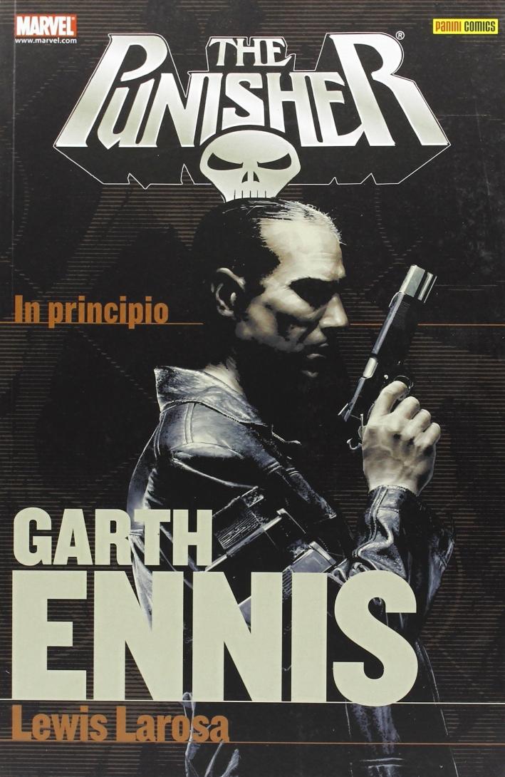 In principio. The Punisher
