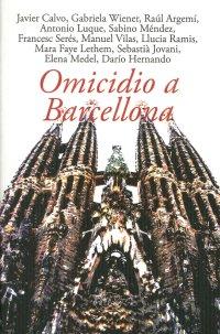 Omicidio a Barcellona.